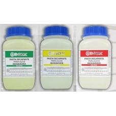 C&AInox - Pasta decapante para aços inoxidáveis - Suave | Normal | Extra