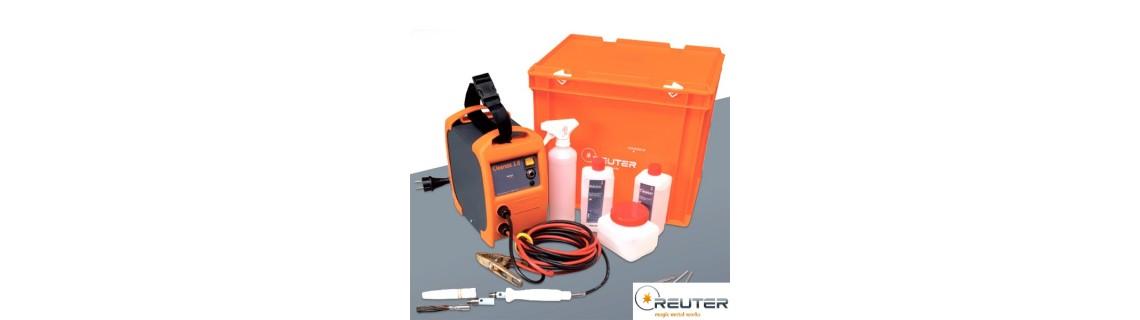 Novidade!!! Reuter - Máquina Limpeza Soldadura Cleanox 1.0