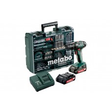 Metabo - Berbequim SB 18 SET