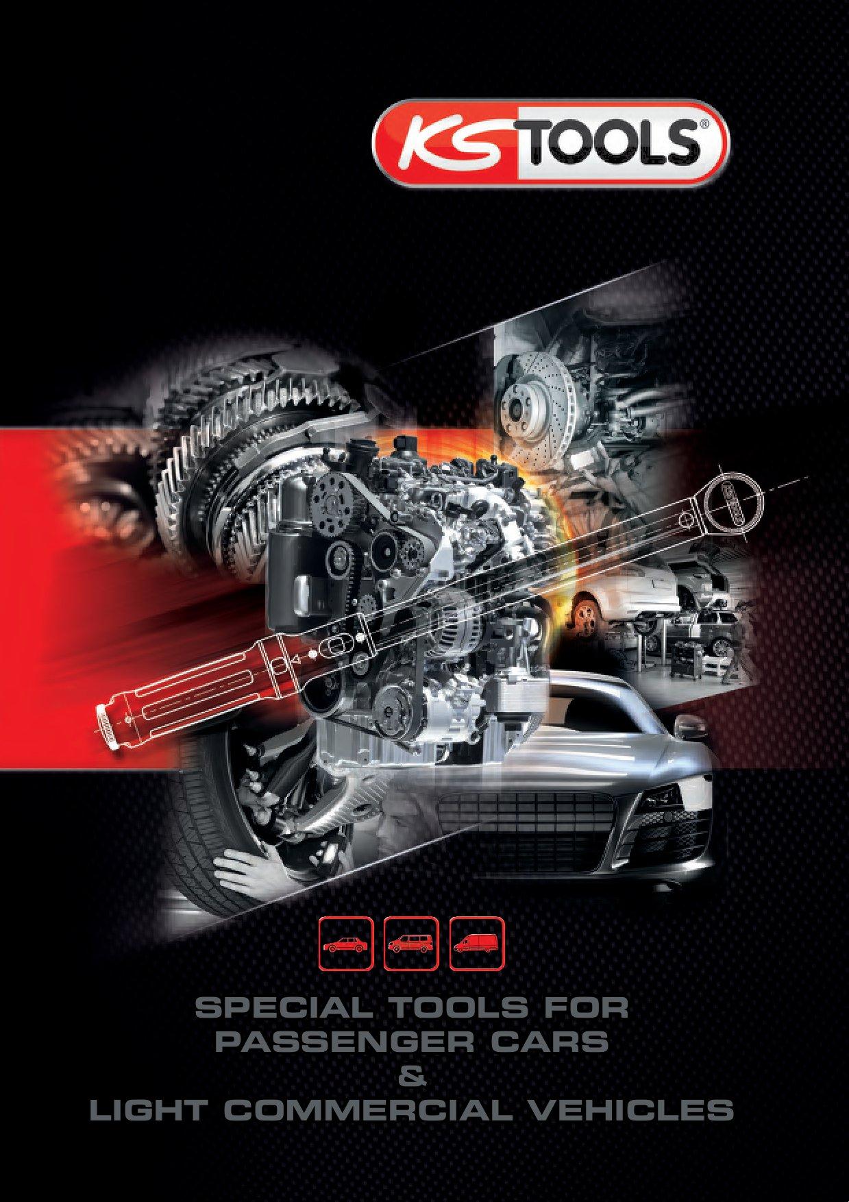 Ks Tools Ferramentas Especiais para Automóveis