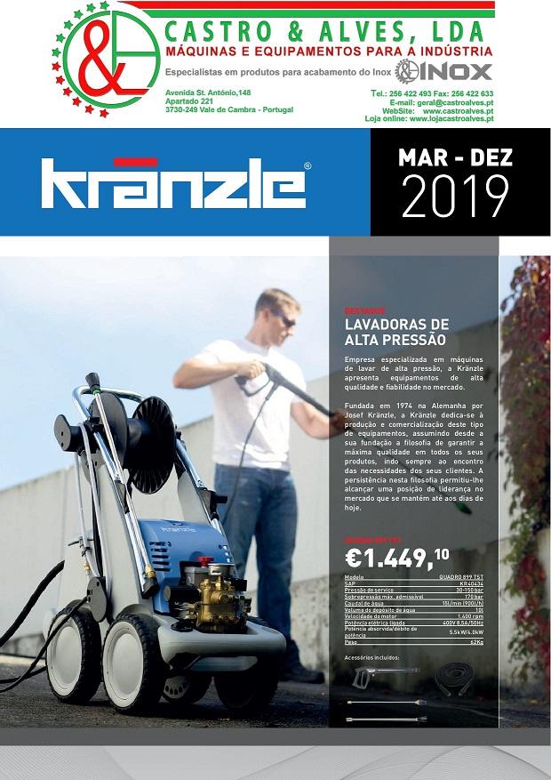 Promoção Kranzle