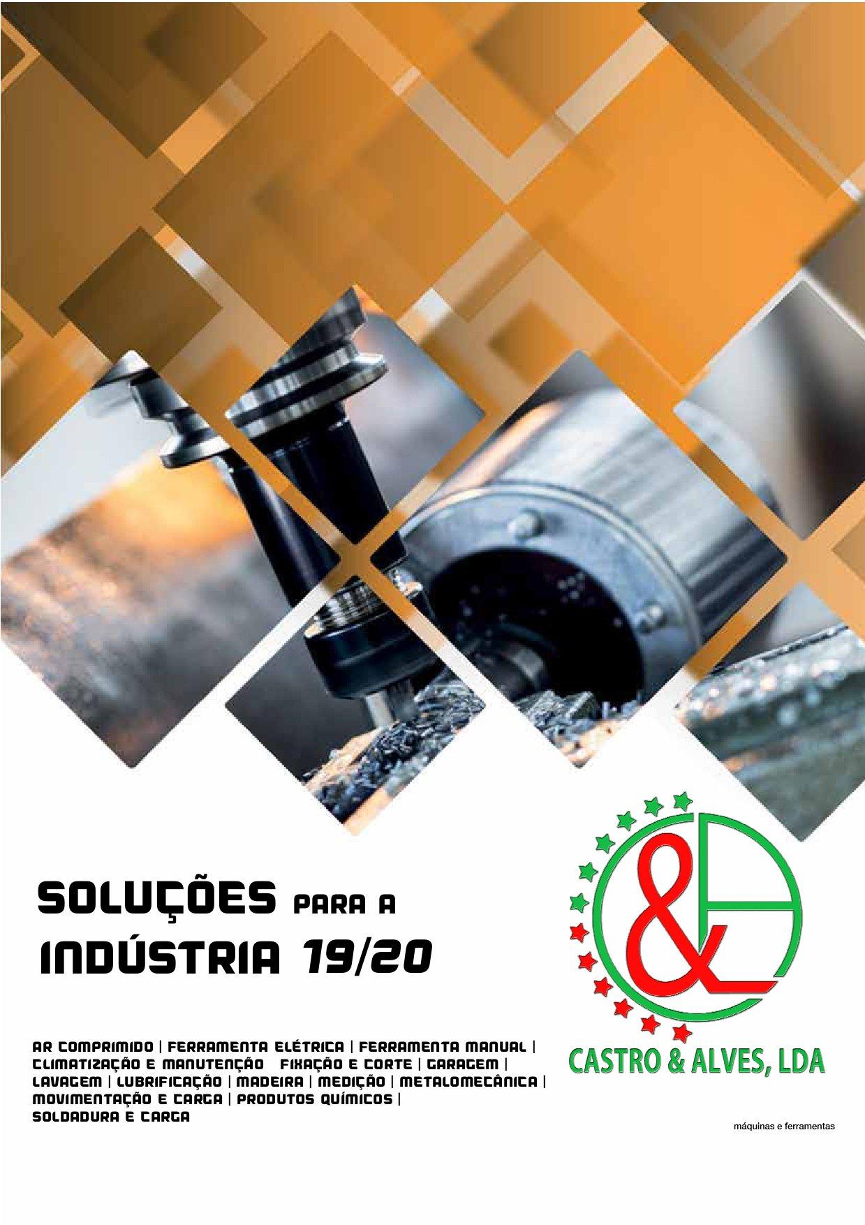 Soluções para Indústria